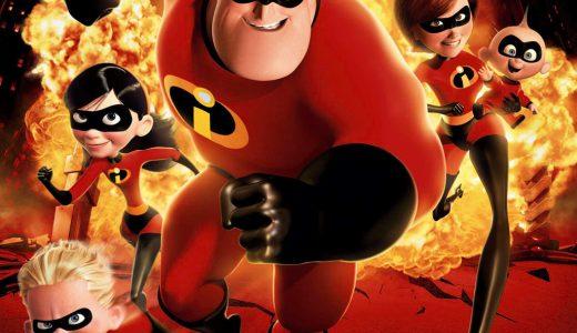 儿童动画电影 美国动画电影 超人总动员第一部 高清中英双字 百度云盘下载