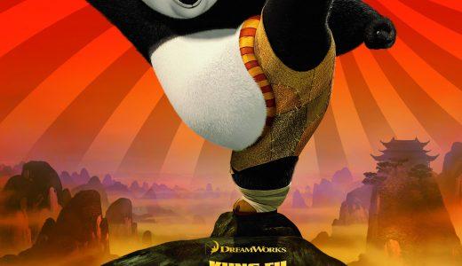 儿童动画电影 美国动画电影 功夫熊猫第一部 高清中英双字 百度云盘下载