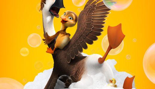 儿童动画电影 中国动画电影 妈妈咪鸭 高清中英双字 百度云盘下载