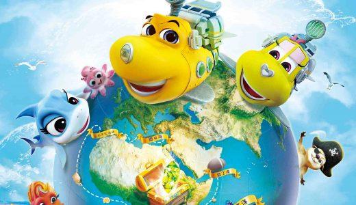 儿童动画电影 中国动画电影 潜艇总动员:海底两万里 高清中英双字 百度云盘下载
