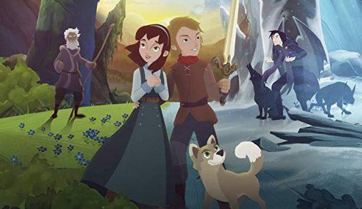 儿童动画电影 加拿大动画电影 冰龙传说 高清中英双字 百度云盘下载