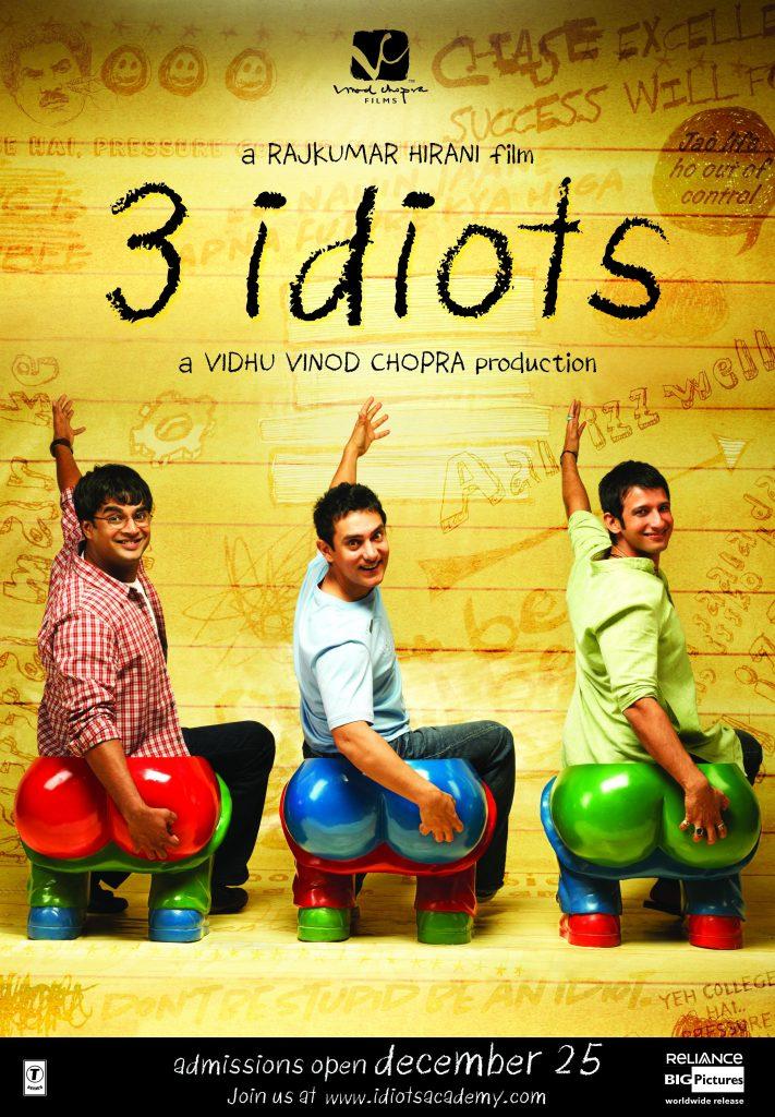 板栗育儿父母必看电影-三个白痴