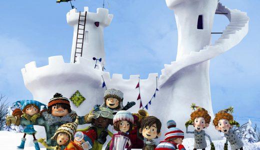 儿童动画电影 加拿大动画电影 冰雪大作战 高清中英双字 百度云盘下载