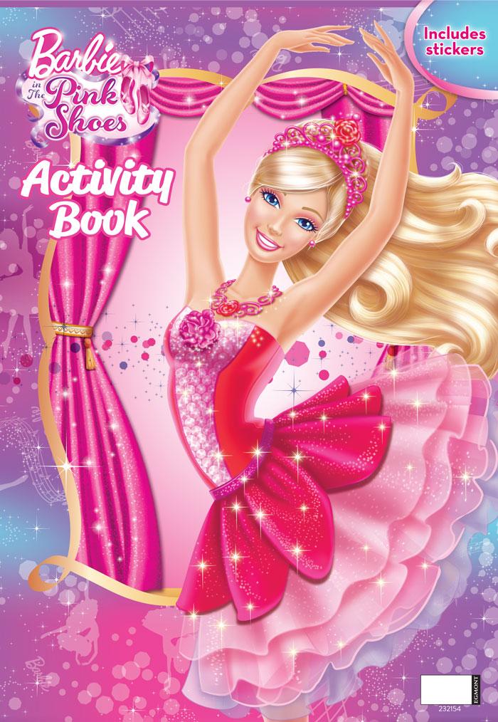 板栗育儿青少年影院-芭比之粉红舞鞋