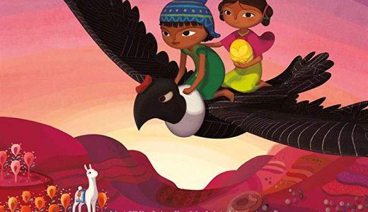 儿童动画电影 法国动画电影 地球母亲 高清中英双字 百度云盘下载