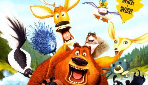 儿童动画电影 美国动画电影 丛林大反攻 高清中英双字 百度云盘下载