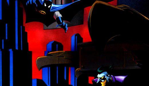 儿童动画电影 美国动画电影 蝙蝠侠大战幻影人 高清中英双字 百度云盘下载