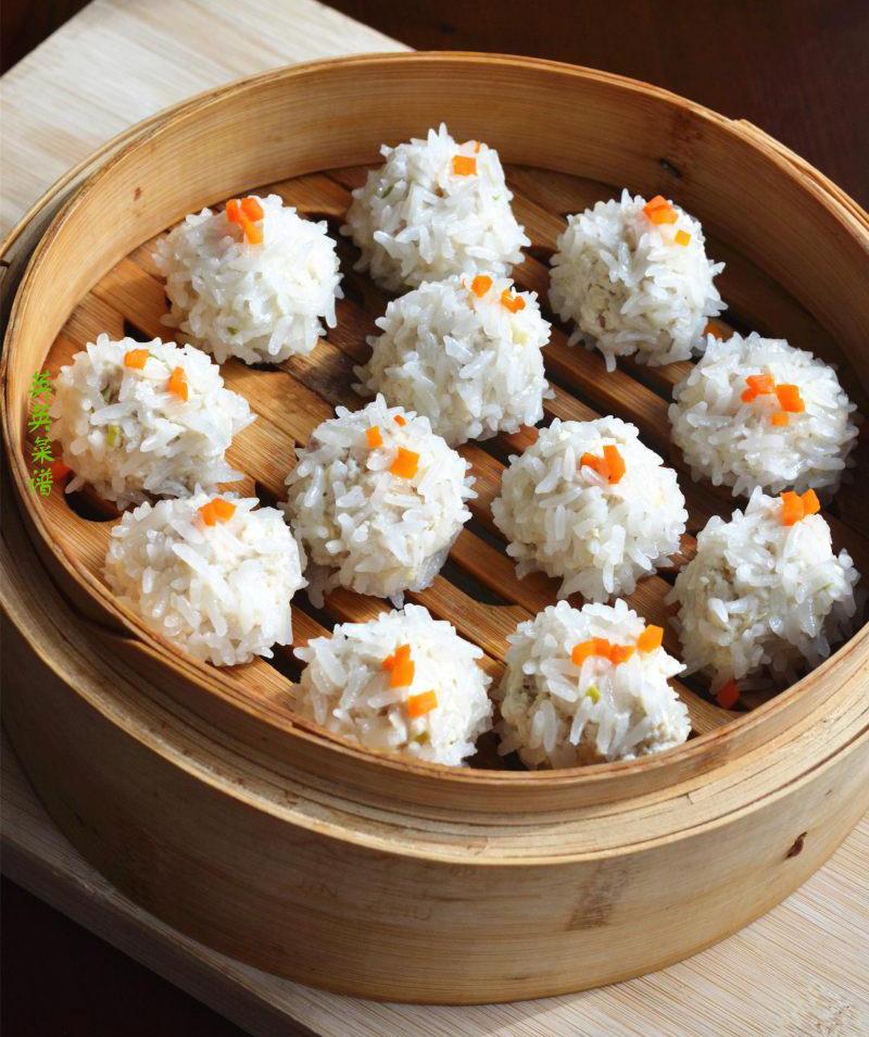 板栗育儿-珍珠豆腐丸