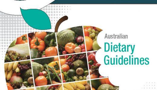 澳大利亚膳食指南(2013) 电子版 百度云盘免费下载
