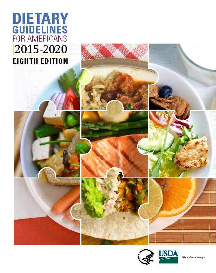 板栗育儿-美国膳食指南(2015)