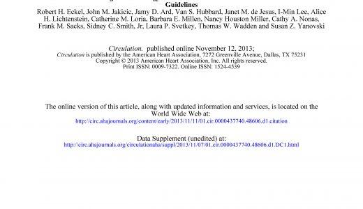 降低心血管疾病风险的膳食指南(2013)英文版电子书 百度云盘免费下载