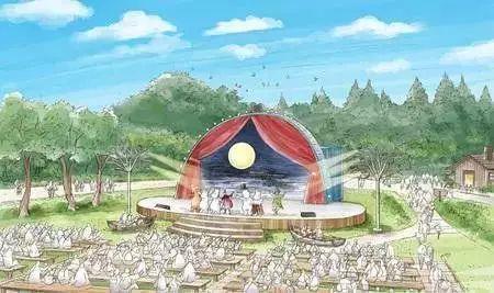 板栗育儿-日本姆明公园