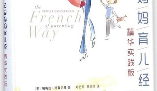 法国妈妈育儿经(精华实践版) 法国教育 儿童教育 育儿经 儿童早教 家庭教育 百度云盘下载
