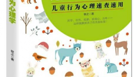 儿童行为心理学 李群峰著 pdf电子书 百度云盘下载